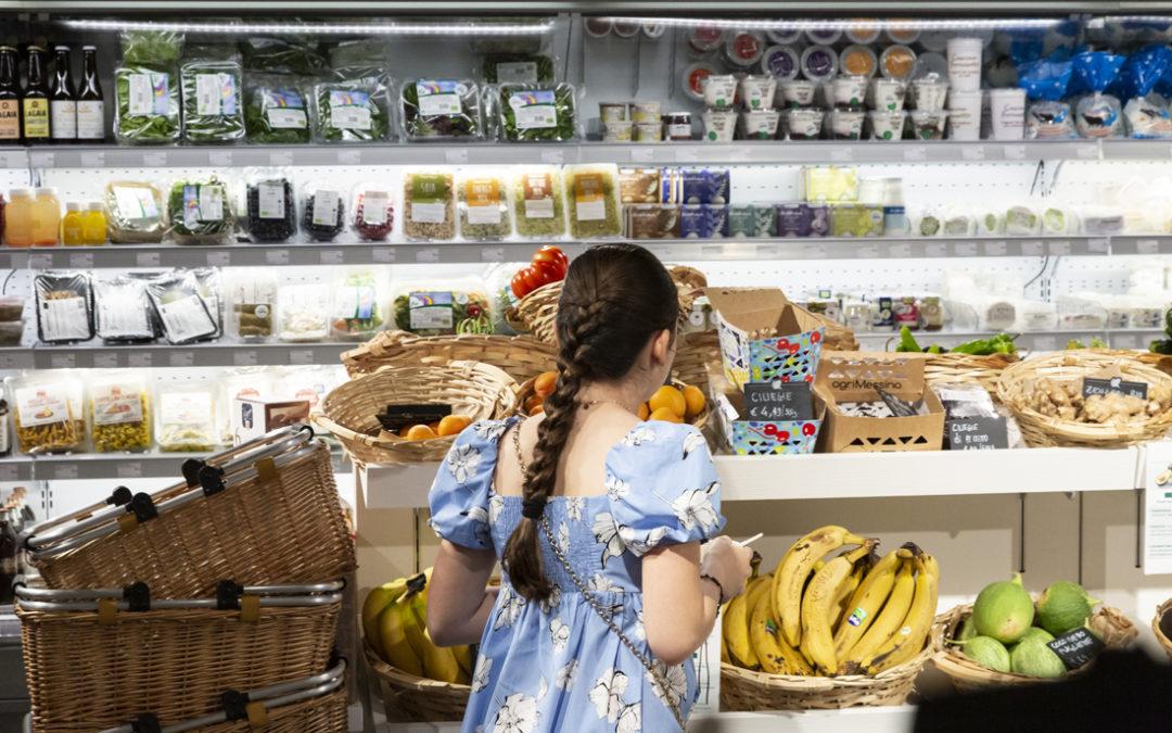 Emna Neifar racconta Cortilia, il mercato agricolo online ora ha un negozio fisico a Torino