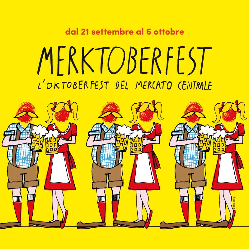 Merktoberfest | Mercato Centrale Firenze