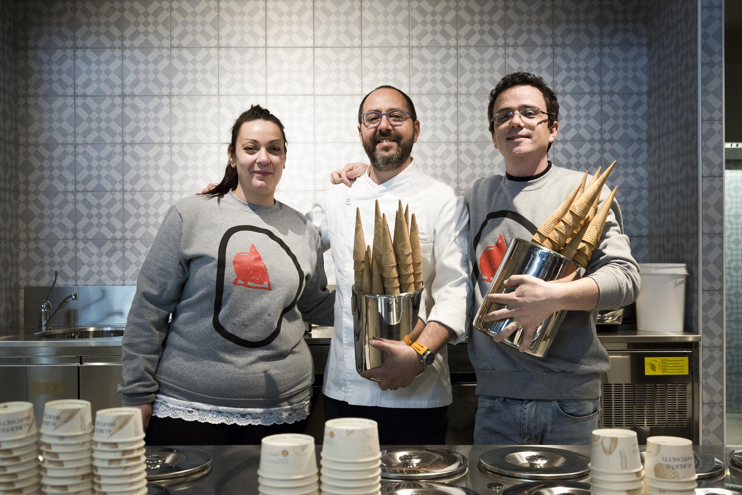 Alberto Marchetti, il gelato che non è mai solo un gelato | Foto di Federica Di Giovanni